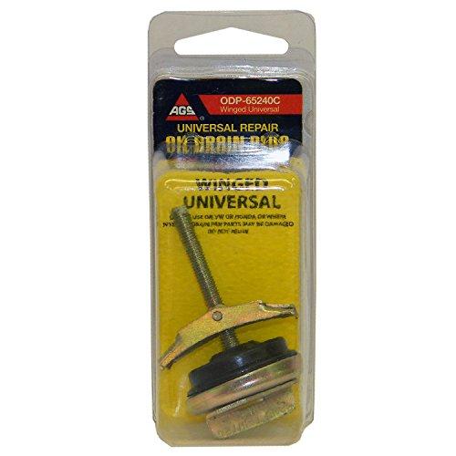 Oil Drain Repair Plug Winged Universal 1 per Card