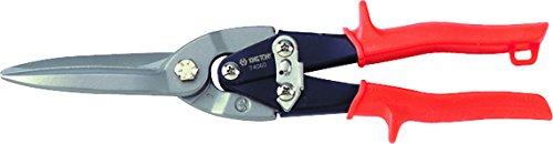 KT Pro Tools 74060 Orange 11-12 Long Cut Aviation Tin Snip