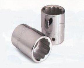 SK Hand Tools 47132 1 Socket 34 Drive Standard 12 Point