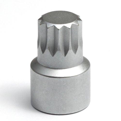 14mm Triple Square XZN Socket for VWAudi