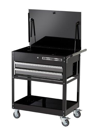 GearWrench 83152 2 Drawer Tool Cart Black