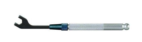 50mm Steel Handle Metric Open End Wrench