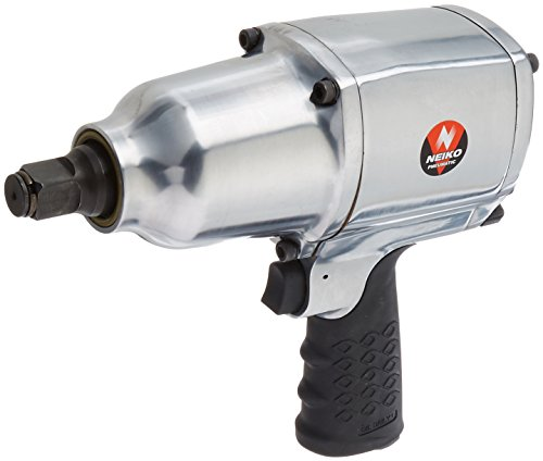 Neiko 31393A Pin Clutch Air Impact Wrench  34 Drive  1000 ftlb Max Torque