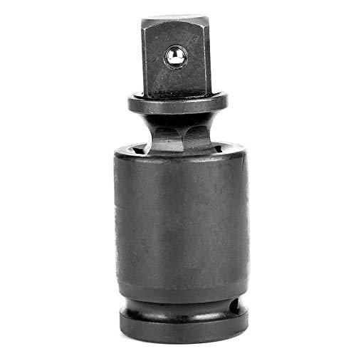 Air Impact SocketUniversal Joint Adapter Universal Joint CouplingDrive Universal Joint Swivel Adapter Air Impact Wobble Socket1in