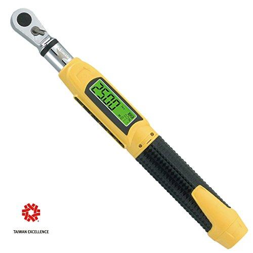 mobarel -- 14 Mini Digital Torque Wrench BIT - 6Nm  4424 lbft