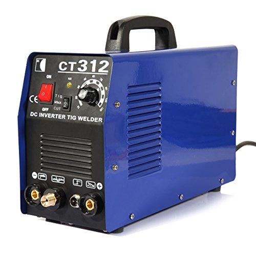 PanelTech 3 In 1 CT-312 Multi Welder Machine TIGMMAAir Plasma Cutter Welding