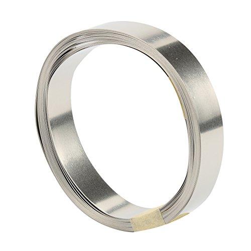 Gimiton 3M 01 x 8 mm 18650 Pure Ni Plate Nickel Welding Strip Tape 3 M For 18650 Battery Spot Welder  Welding