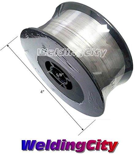 WeldingCity ER308L Stainless Steel MIG Welding Wire 2-Lb Spool 0023 06mm