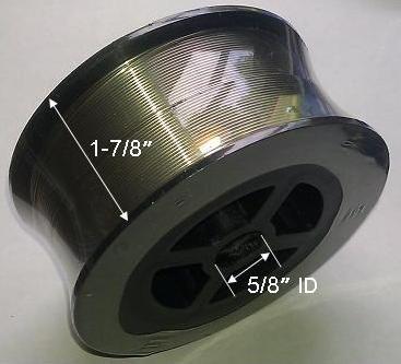 WeldingCity ER316L Stainless Steel MIG Welding Wire 2-Lb Spool 0030 08mm