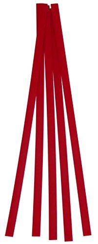 High Density Polyethylene HDPE Plastic Welding Rod 38 x 116 5 ft Red