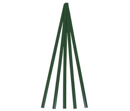 Polyethylene LDPE Plastic Welding Rod 38 in x 116 in Ribbon 5 Ft Green