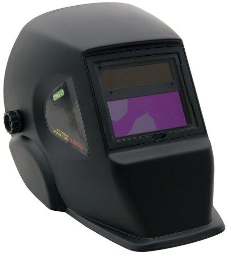 Forney 55699 Automatic Darkening Welding Helmet Black