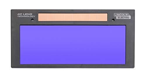 Lincoln Electric 2X4 C-Series Auto-Darkening Welding Lens Shade 10 KP3778-1