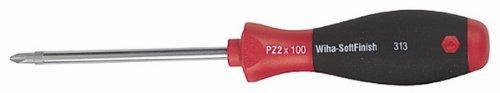 PZ 1 x 200mm SoftFinish Heavy-Duty Pozidriv Screwdriver