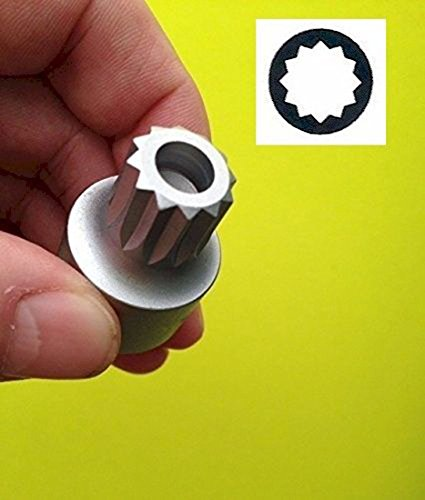 XZN M18 Tamper Proof 12 Point Socket Tool