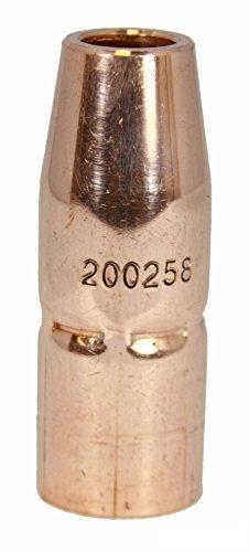 Trafimet 12 MIG Gas Nozzle 200258 MC0495 for MillerHobart