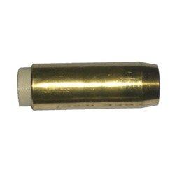 WeldingCity Gas Nozzle 4391 58 Brass for Bernard QS 200-300A MIG Welding Guns