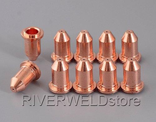 177876 Plasma Tip Nozzle 50Amp Fit Miller ICE-50C Plasma Torch10PK