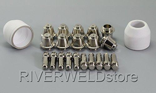 22pcs OTC D7000 Plasma Tip Nozzle H669G11 H669G06 H669G04 Miller APT7000 123899 123898