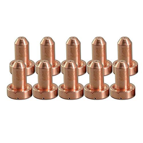 RUISY 10PK 9-8210 Plasma Tips Fit Thermal Dynamics SL60SL100 Plasma Cutter Torch