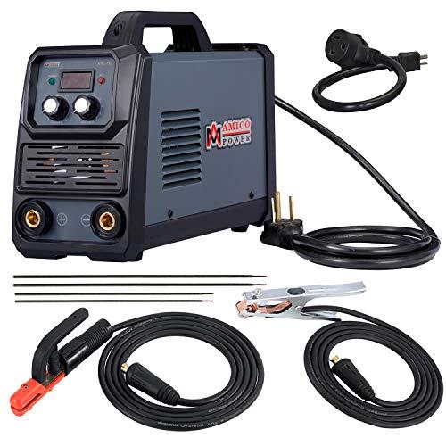 Amico ARC-180 180 Amp Stick Arc DC Inverter Welder 100V~250V Wide Voltage Use E6010 E6011 E6013 E7014 E7018 ect