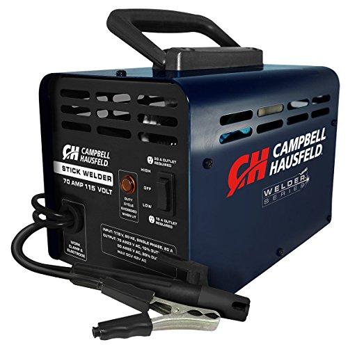 Arc Stick Welder 115 Volt 70 Amp Campbell Hausfeld WS099001AV