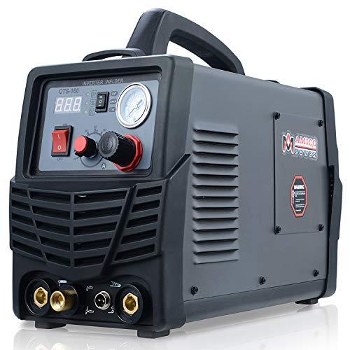 CTS-160 30A Plasma Cutter 160A TIG-Torch 140A Stick Arc Welder 3-in-1 Combo Welding CTS-160