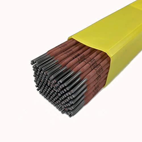 18  532 OF 2-PK Carbon Steel Electrode 10lb x 2 E6010 Welding Rod