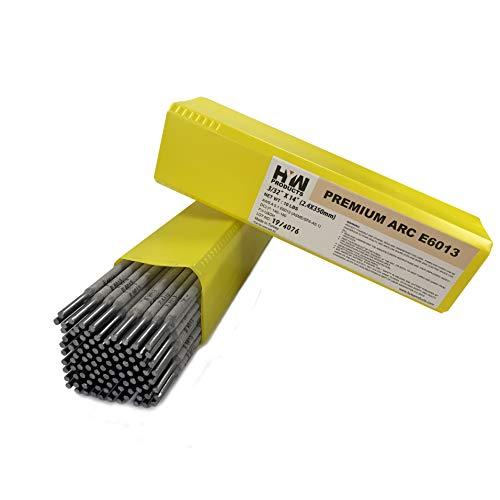 E6013 332 18 532 Premium Arc Welding Rods Carbon Steel Electrode 10 lb Box 332-10lbs