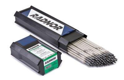 332 E7018 Radnor 7018 Carbon Steel Electrode 5 Box 6 BX