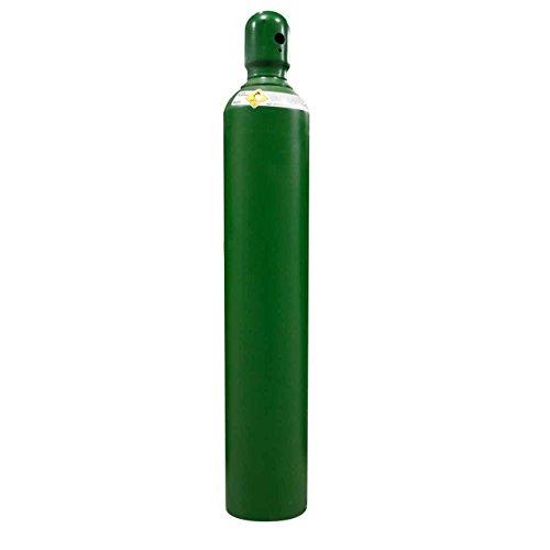 125 cuft Oxygen Welding Gas Cylinder Tank CGA 540 - FULL