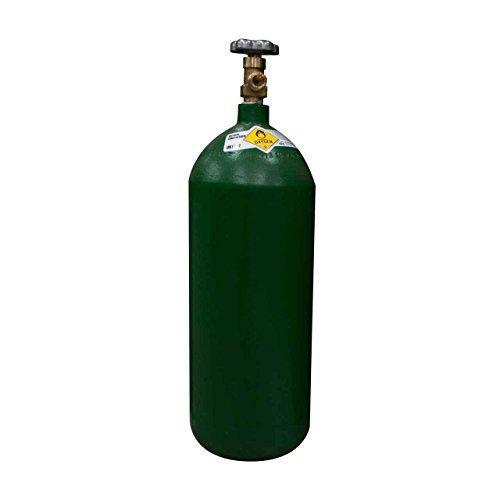 40 cuft Oxygen Welding Gas Cylinder Tank CGA 540 - FULL