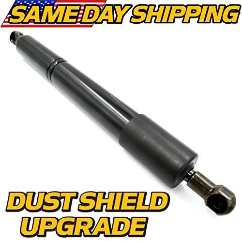 HD Switch John Deere AM143066 AM136912 15306A Gas Cylinder Steering Dampener wExtra DUST Shield Damper Shock Absorber Compatible with John Deere