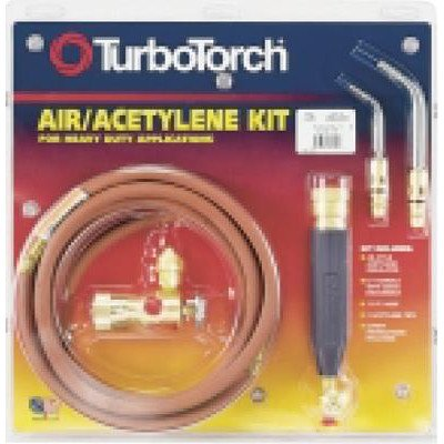 X-6MC TurboTorch Air Acetylene Torch All-Purpose Servicemans Kit
