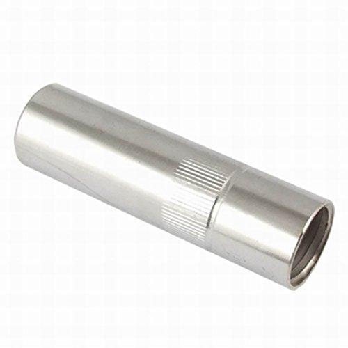 FemiaD Silver Tone 500A 20mm Internal Diameter Welding Torch Nozzle