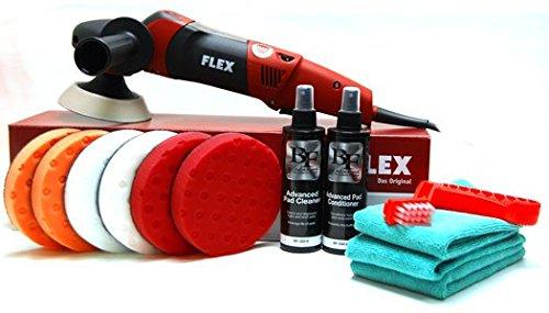 Flex PE14-2-150 Rotary Polisher 55 Inch CCS Pad Kit