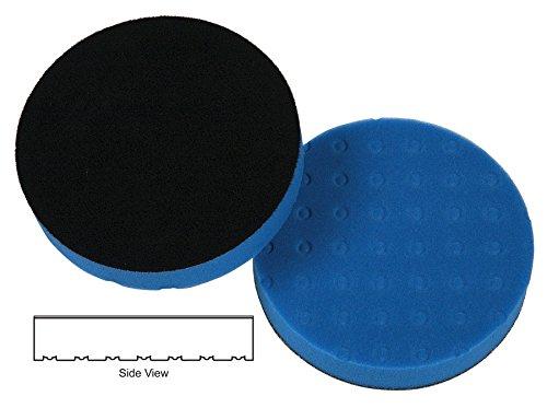 Lake Country 78-94650DA 6-12 x 1-14 CCS - Blue Foam Finishing Pad 6 Pack