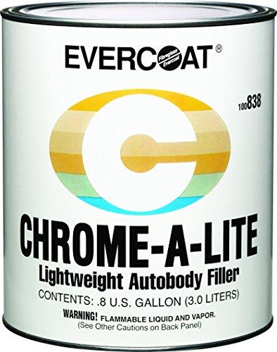 Evercoat 838 Chrome-A-Lite Body Filler - Gallon