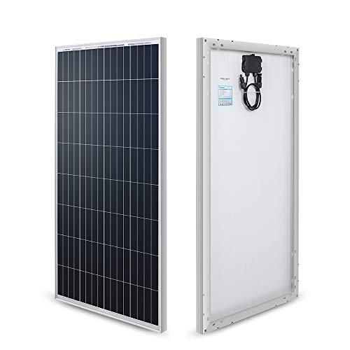 Renogy 100 Watt 12 Volt Monocrystalline Solar Panel New Edition