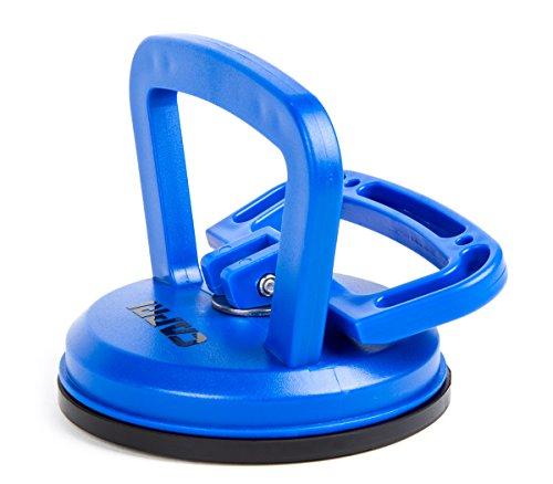 Capri Tools CP21077 Capri Tools 4-12 inch Premium Suction Cup Glass Dent Puller Blue