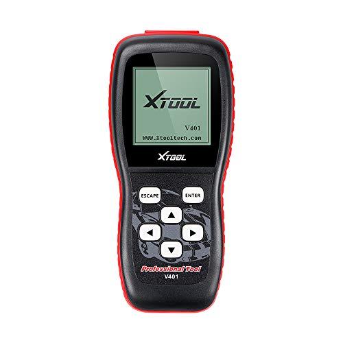 XTOOL V401 Code Reader Work for VWAudiSeatSkoda Diagnostic Scan Tool