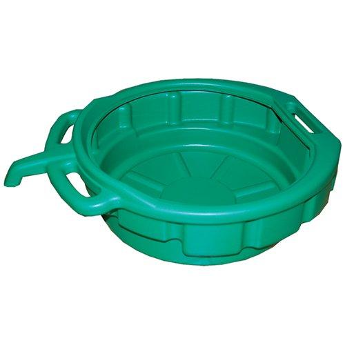 ATD Tools 5185 Green Drain Pan - 4-12 Gallon Capacity