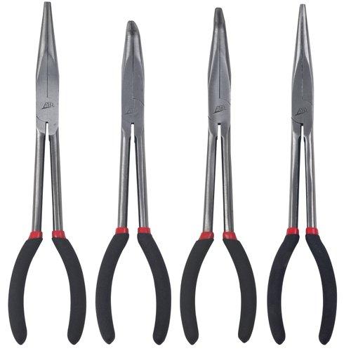 ATD Tools 814 11 4-Piece Needle Nose Pliers Set