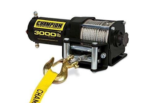 Champion Fullfillment CMF13005 Champion Power Winch Kit 3000 lb