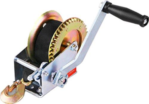 X-BULL 1200LBS HandManual Winch Strap