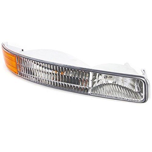 CarPartsDepot GM2521174 Fit 01-06 Gmc YukonYukon Xl Side Marker Parking Light Right Side