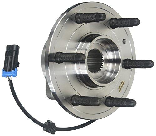 WJB WA515036HD Heavy Duty Version Front Wheel Hub Bearing Assembly Cross Timken SP500300 Moog 515036 SKF BR930304 1 Pack