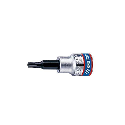King Tony 302750 T50 Torx Tamper Head Bit Socket 38-inch