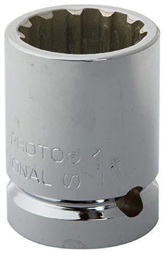 Stanley Proto J5532SPL 34-Inch Drive Spline Socket Number-32 1-Inch