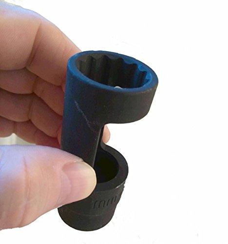 19mm Strut Socket Tool Open Socket bmw vw etc
